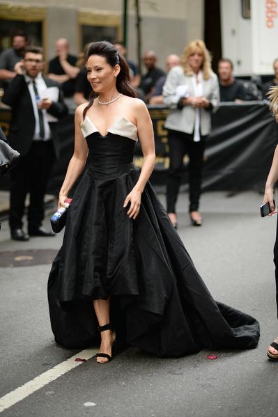 华裔演员刘玉玲。(Andrew H. Walker/Getty Images for Tony Awards Productions)