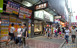 江派借机挑中港矛盾令香港自由行零售额下降