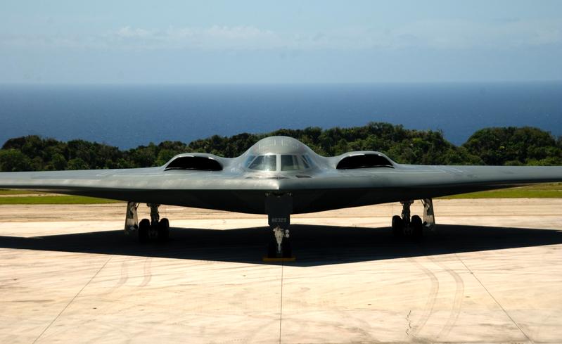 美軍新型B-21轟炸機性能超前代 擬今年試飛