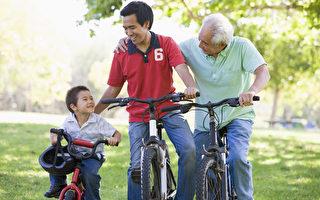 父爱传递正能量 成就孩子独立自信人格