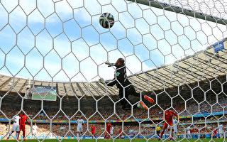 两替补建功,比利时2比1逆转阿尔及利亚