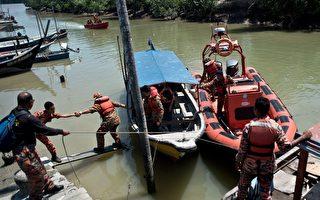 印尼船马国海域沉没 偷渡客8死28失踪