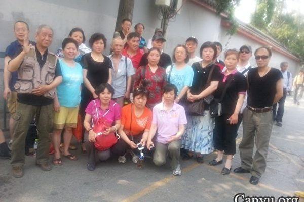 投書:上海訪民國家信訪局第15次大集訪