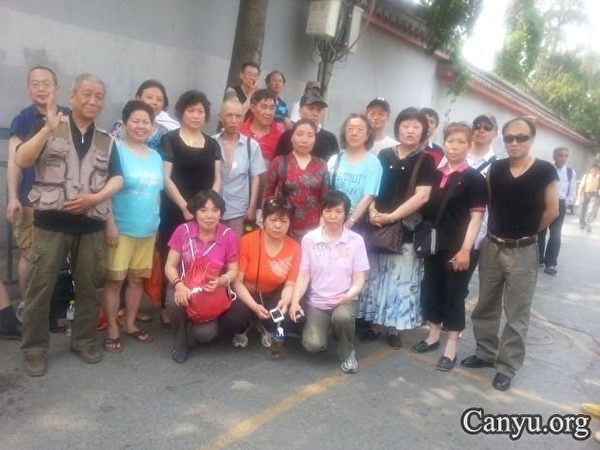 (上海訪民提供)