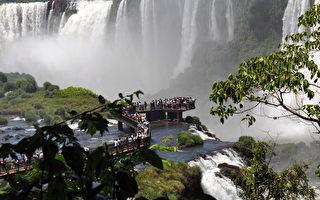 組圖:探索世界名瀑 感受清涼
