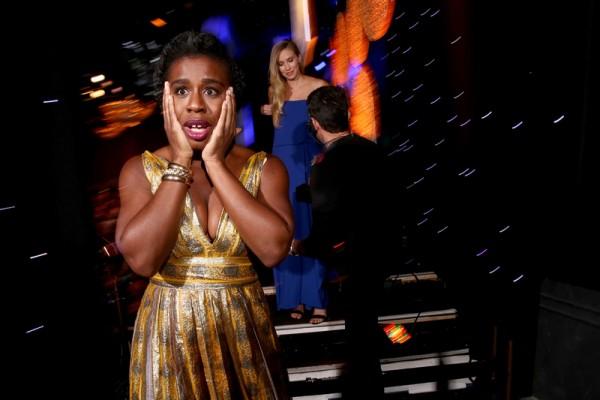 最佳喜剧客串:奥卓•阿杜巴(《女子监狱》)。(Christopher Polk/Getty Images for Critics' Choice Television Awards)