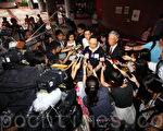 """无惧中共和港府的打压,香港""""6·22""""全民公投在6月20日启动电子投票后,在6月22日正式进入实体投票阶段;截至下午5时,连同实体票站投票数字,已有逾64万7千人投票,民意空前踊跃。(潘在殊/大纪元)"""