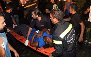 黎巴嫩炸彈客駕車撞世足賽球迷 1死19傷