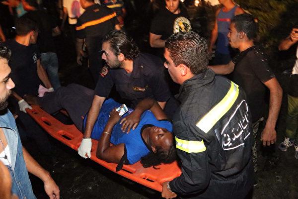 黎巴嫩炸弹客驾车撞世足赛球迷 1死19伤