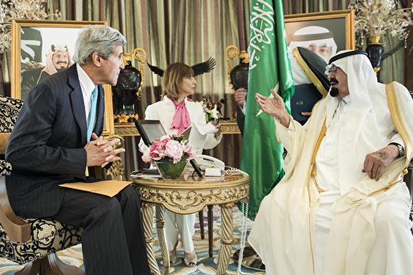 美:国务卿与沙国讨论原油出口