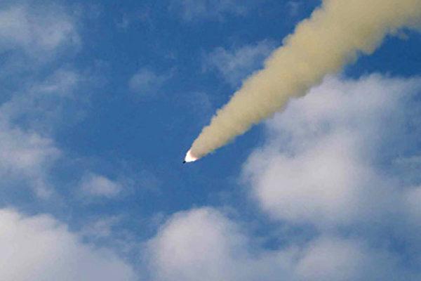 朝鲜再射弹 美军侦察机飞临半岛观测