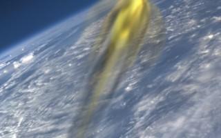 放眼火星 NASA測試碟型太空船