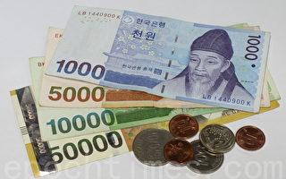韩国明年最低时薪调涨7.1% 达5.52美元