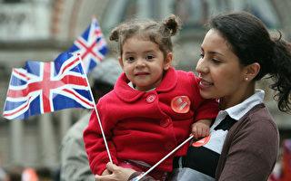 英国社会调查:不说英语不算英国人
