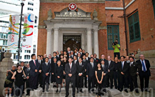香港大律师公会:政府勿滥用法治扼杀公民提名