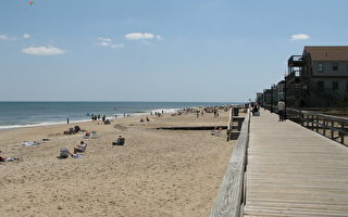 特拉华州海滩水质全美排名第一