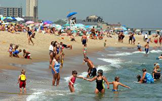 市5海灘今夏開放時間長 專家籲安全游泳