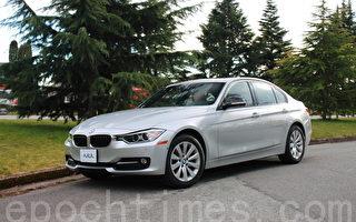 车评: 改变观念 2014 BMW 328d