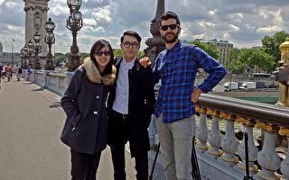 方大同亲赴法国取景《巴黎》打造电影感