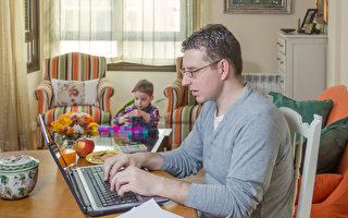 在家上班走俏 美国25家公司月招聘4000职位