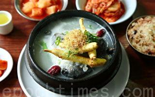 名揚天下的韓國特色解暑料理