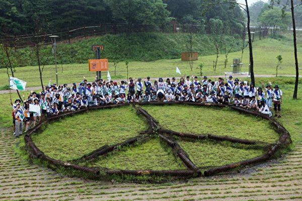 韩国江原道DMZ(非军事化区)博物馆,供游人回顾朝鲜战争历史的同时,也反映了韩国人祈求国家统一的心愿。(图片提供:DMZ博物馆)
