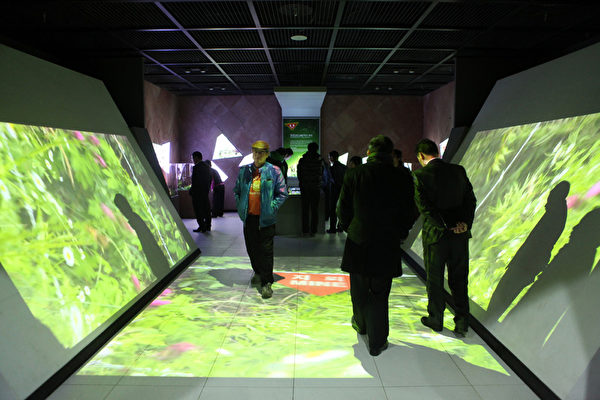 DMZ博物馆自2009年开放以来,到访的游客人数高达67万人。(图片提供:DMZ博物馆)