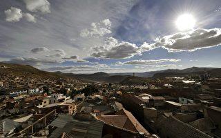 组图:玻利维亚白银之都波托西