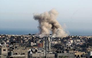 以巴冲突持续 加沙死亡人数破百