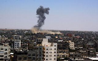 以军暂停加沙空袭 待UN人道救援