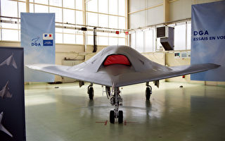 BBC:空战似科幻 欧洲加速研发无人战机