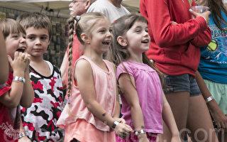 北加州纳帕市集 孩子体验农牧业乐趣