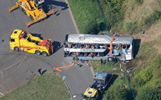 德東大巴士相撞 9死數十人傷