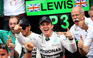 德国F1车手驾德国赛车统治德国赛道