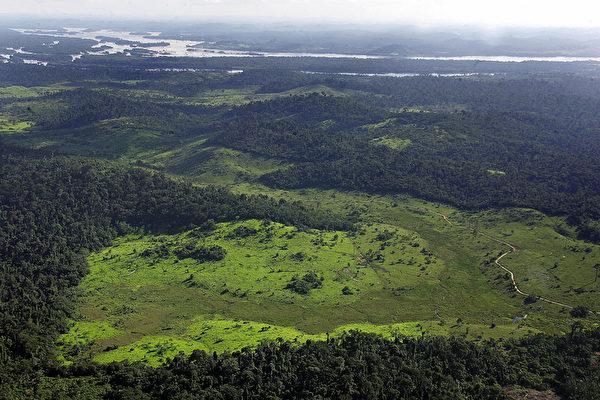 亞馬遜雨林神祕部落與世隔絕 罕見視頻曝光