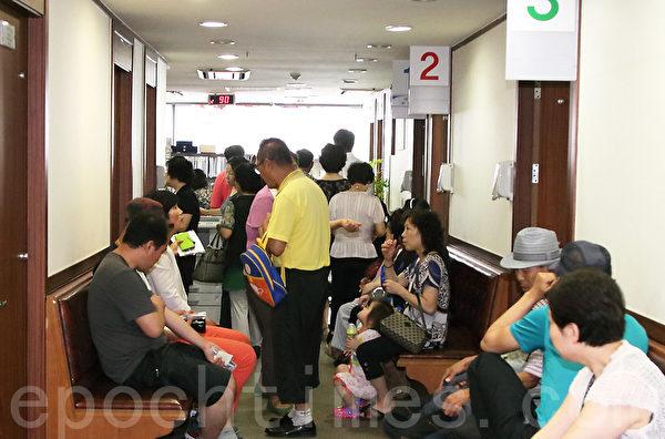 韓國首爾「外國勞工專門醫院」位於首爾市九老區加里峰洞。該院從創建至今十年期間,共為41萬名外國勞工提供免費診療,其中中國勞工達37萬人。(全宇/大紀元)