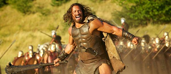 《大力神:色雷斯之战》(又译:战神:海格力斯)剧照。(洲立提供)