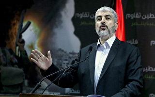 民調:加沙居民僅3%支持哈馬斯頭目