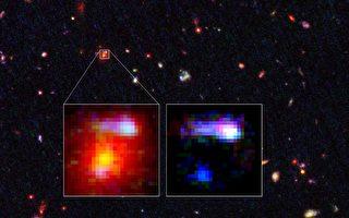 發現遙遠透鏡星系 臺中研院改寫天文紀錄