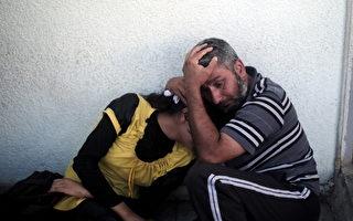 加沙冲突持续  哈马斯利用学校民居作武器库受谴