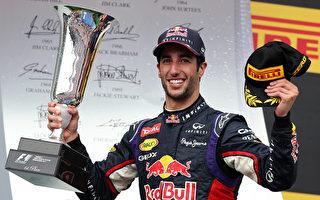 F1匈牙利站充满悬念 澳洲小将再夺冠