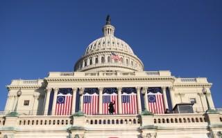 周永康案被公開的前後幾天之內,美國政府連續做出三個大動作。圖為美國國會大廈。(李莎/大紀元)