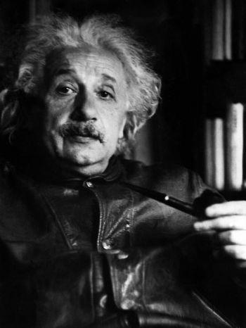 阿爾伯特.愛因斯坦。(攝影:swedish / 大紀元)