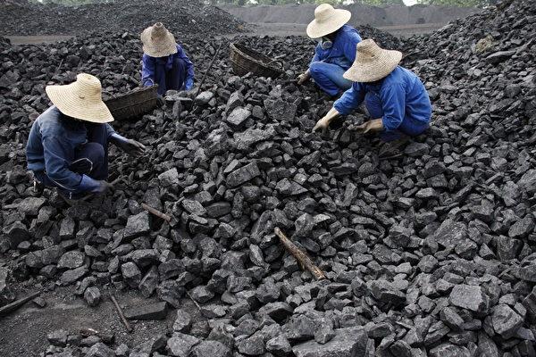 大陸煤價持續下降 煤企虧損面超70%