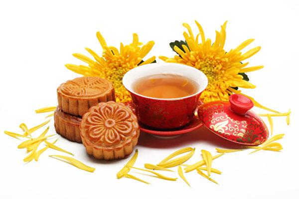 月饼和茶(Fotolia)