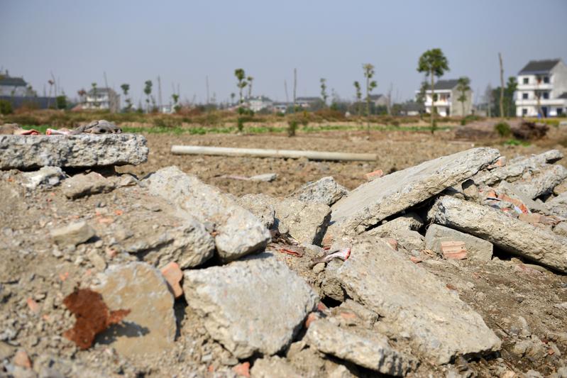 大陸一月份土地成交量價齊跌逾六成