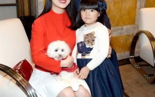 李湘不愿女儿进演艺圈 二胎需女儿同意