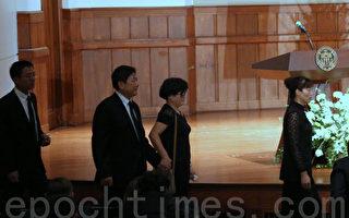 南加大悼念遇害中國留學生 追授碩士學位