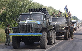 北約:俄軍可能入侵烏克蘭