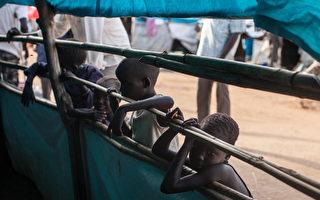"""联合国警告:南苏丹即将进入""""灾难状态"""""""
